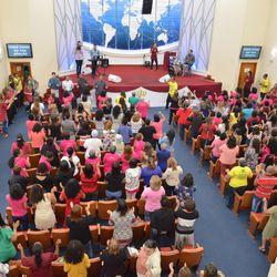 Região dos Lagos (RJ) sedia reunião de intercessão