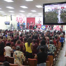 Cuiabá sedia II Congresso estadual