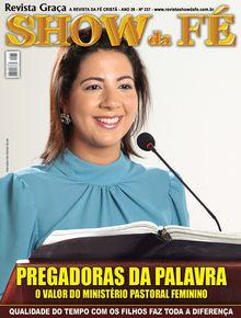 Pregadoras da palavra - O valor do ministério pastoral feminino
