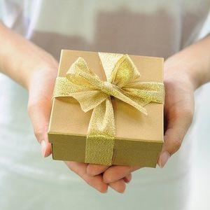 Dê o que gostaria de receber