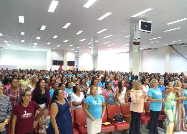 """Paraíba recebe """"Uma mulher de valor"""""""