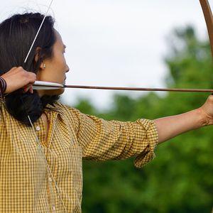 Não pare de lançar as flechas