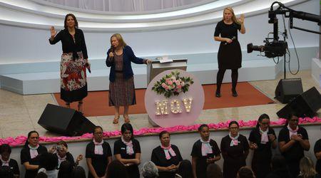 Mulheres lotam a IIGD de São Paulo em encontro estadual