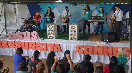 Deus Ressuscita Sonhos em Uruguaiana (RS)