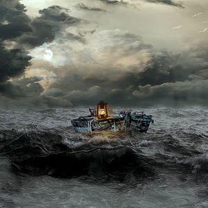Não tema a tempestade